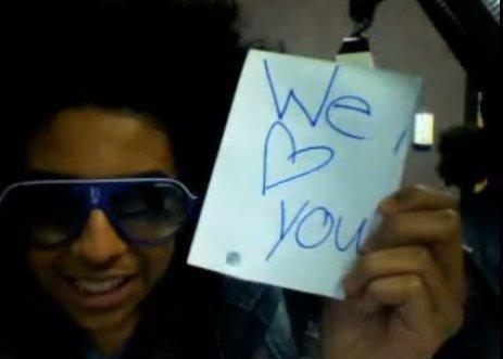 we love u 2 princeton lol
