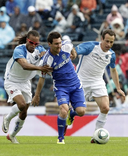 """Messi & Friends"" Charity Match (July 31, 2011)"