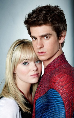 """The Amazing Spider-Man"": New Stills Released"