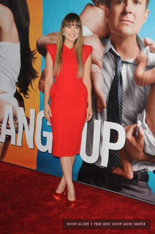 'The Change-Up' Premiere [August 1, 2011]