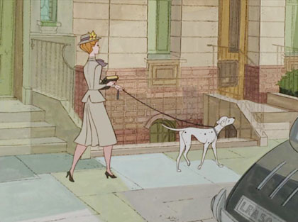 101 Dalmatians wallpaper possibly with a street and a living room called 101 Dalmatians