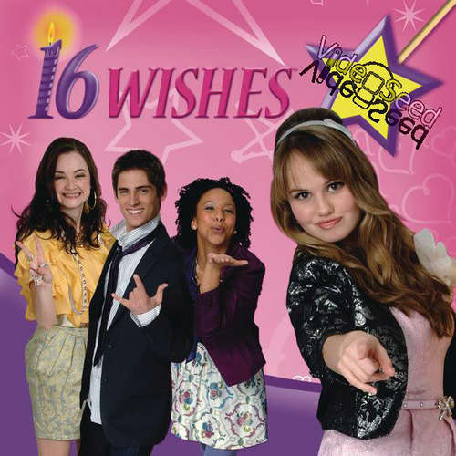 16 Wishes Cover