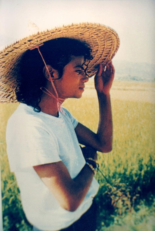 Michael Jackson Images 1987 Year Mj S In China In Guangdong Hd