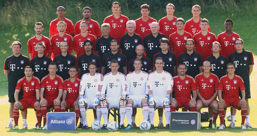 2011-2012  - fc-bayern-munich Photo