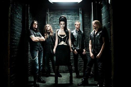 2011 Evanescence Photoshoot door Chapman Baehler