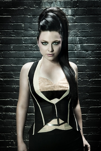 Evanescence wallpaper probably containing a bustier, tights, and a camisole titled 2011 Amy Lee / Evanescence Photoshoot by Chapman Baehler