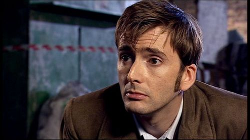 The Tenth Doctor wallpaper containing a portrait called 3.03 - Gridlock