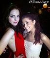 A&E - ariana-grande-and-elizabeth-gillies photo