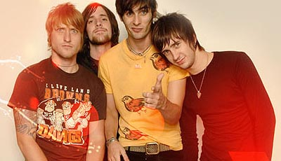 The All-American Rejects kertas dinding probably with a jersey and a portrait titled AAR