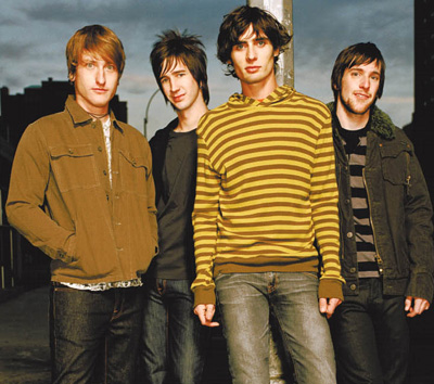 The All-American Rejects wallpaper probably containing a pantleg, long trousers, and an outerwear entitled AAR