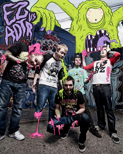 A Day To Remember Wallpaper Possibly With Anime Called ADTR