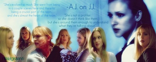 AJ on JJ