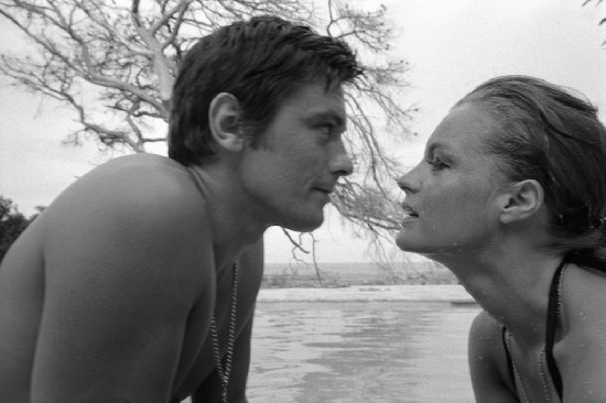 Alain delon and romy schneider alain delon photo for Alain delon romy schneider la piscine