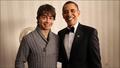 Alexander Rybak & Barack Obama