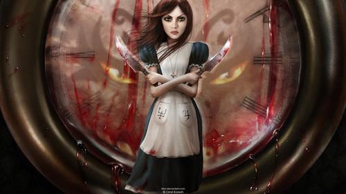 Alice achtergrond