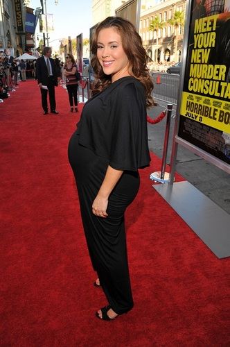 "Alyssa - ""Horrible Bosses"" Los Angeles Premiere, June 30, 2011"
