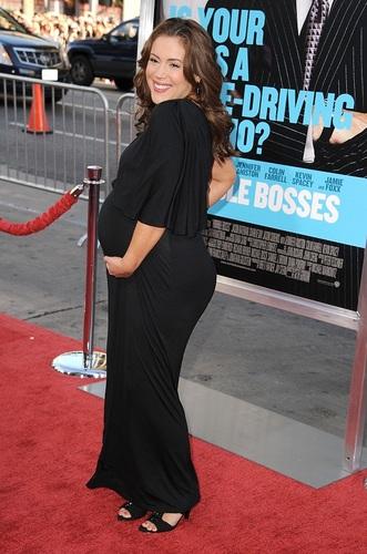 "Alyssa - ""Horrible Bosses"" Los Angeles Premiere, June 30, 2011"