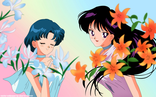 Ami and Rei