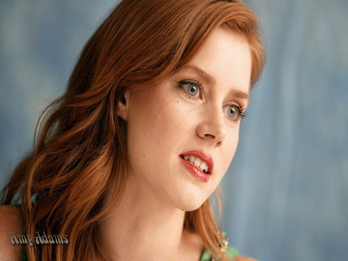 Amy Adams karatasi la kupamba ukuta containing a portrait called Amy Adams
