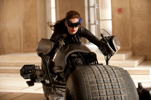 The Dark Knight Rises wallpaper called Anne Hathaway as Catwoman
