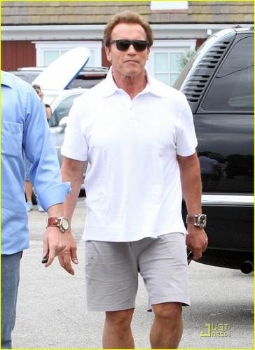 Arnold Schwarzenegger's Birthday