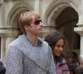 Arthur & his future queen - arthur-pendragon photo