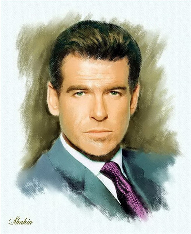 Artwork - Pierce Brosn...
