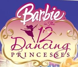 《芭比之十二个跳舞的公主》