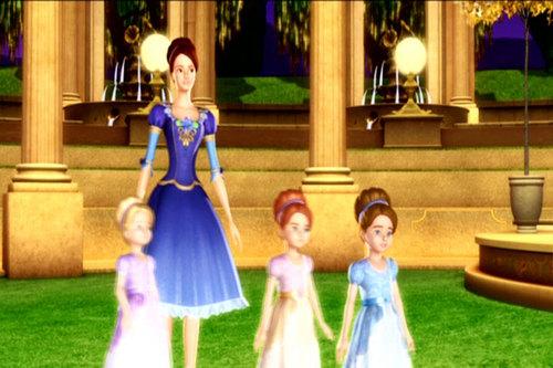 Barbie e as Doze Princesas Bailarinas