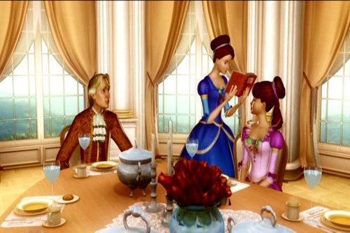 Barbie in the 12 dancing princesses