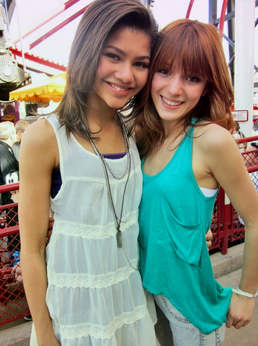 Bella And Zendaya :D