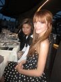 Bella Thorne and Zendaya at France Rares