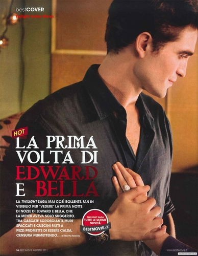 Best Movie (Italy) - August 2011