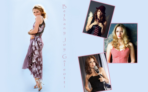 Bethany Joy Galeotti - one-tree-hill Wallpaper