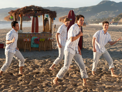 Big time de praia, praia party
