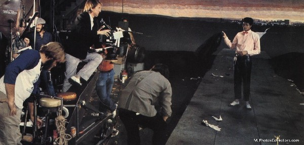 Billie Jean was the first video of black peformer on MTV