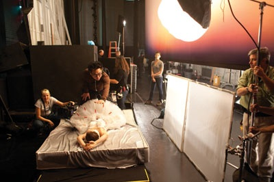 Black Swan Behind the Scenes