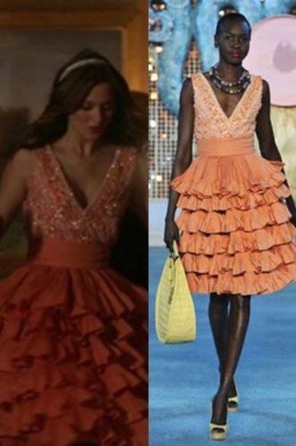 Blair Waldorf Fashion wallpaper containing a polonaise and a gown called Blair style