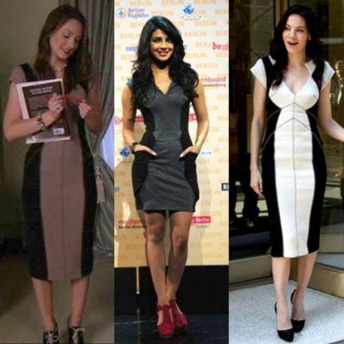 Blair Waldorf Fashion 壁纸 called Blair style