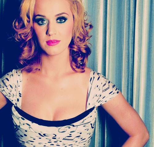 Blond Katy!