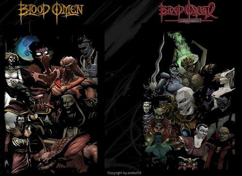 Blood Omen Series