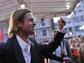 Brad Pitt In Bosina 30 july 2011