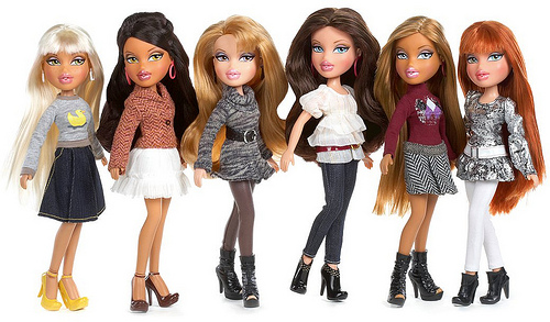 The Dolly World The Bratz Take Over 2012 And 2013