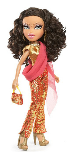 Bratz Stylin' in the city Yasmin in India