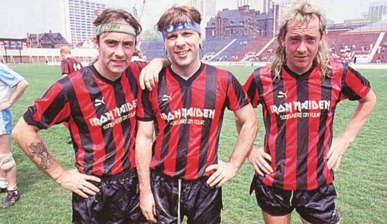 Bruce, Steve and Adrian