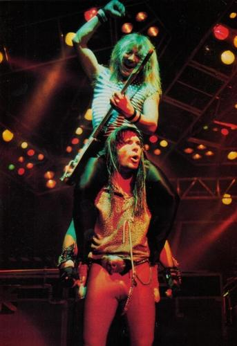 Bruce and Dave Murray