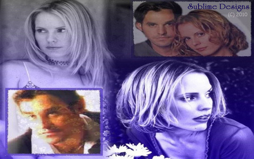 Buffy the Vampire Slayer Обои