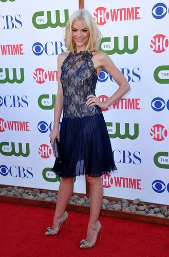 CBS,The CW And Showtime TCA Party