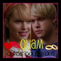 CUTEST COUPLE EVER - sam-and-quinn photo
