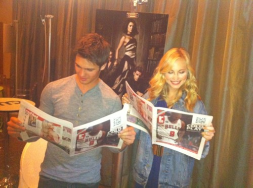 Candice and Steven ♥